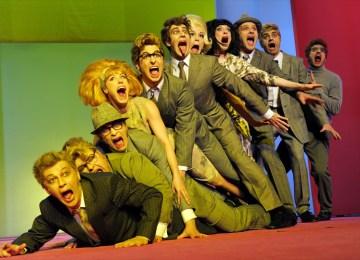 Murmel: Γίνεται θεατρική παράσταση από μόνο μία λέξη;