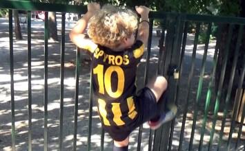Η Περιφέρεια Αττικής διώχνει τα παιδιά από το Πεδίο του Άρεως! VIDEO