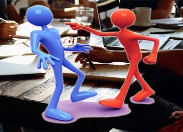 Εκφοβισμός στον χώρο εργασίας / workplace bullying