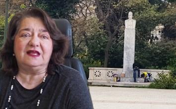 H Αντιπεριφερειάρχης Αττικής Ερμίνα Κυπριανίδου μιλά για την πιάτσα ναρκωτικών και τις υποδομές του Πεδίου του Άρεως