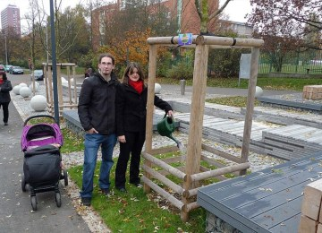 Επιτυχημένα Αστικά Πάρκα του Κόσμου: Το Malešice Park της Πράγας