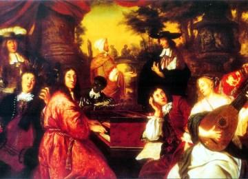 H άσχημη θυγατέρα του κυρίου Buxtehude