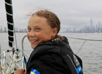 Η αξιοθαύμαστη 16χρονη ακτιβίστρια Greta Thunberg