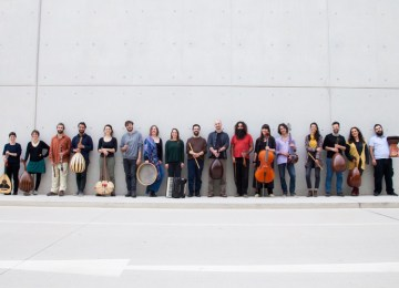 Συναυλία Διαπολιτισμικής Ορχήστρας της Εθνικής Λυρικής Σκηνής στο Μετρό Συντάγματος