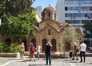 Καπνικαρέα, ο εμβληματικός βυζαντινός ναός της Αθήνας