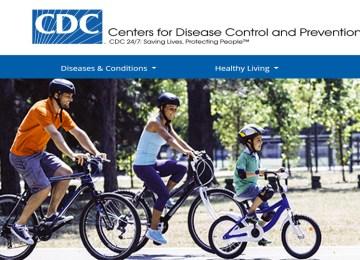 Οι οδηγίες του CDC για τη χρήση των Πάρκων κατά τη διάρκεια της πανδημίας