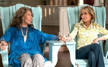 Τι έμαθα παρακολουθώντας Grace και Frankie στο Netflix
