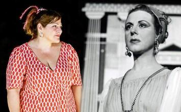 Η Λυσιστράτη από τη Μαίρη Αρώνη στη Βίκυ Σταυροπούλου – Εθνικό Θέατρο 63 χρόνια μετά