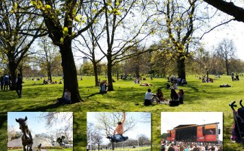 Τα καλύτερα Πάρκα της Ευρώπης: Χάιντ Παρκ, Λονδίνο