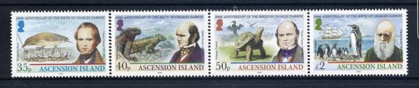 Darwin  - Mint Set