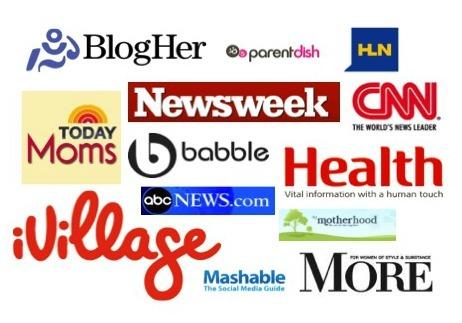 Postpartum Progress Media Coverage