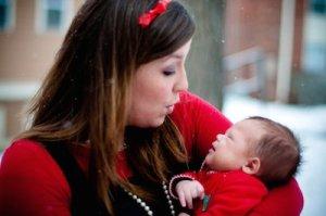 adrienne postpartum depression