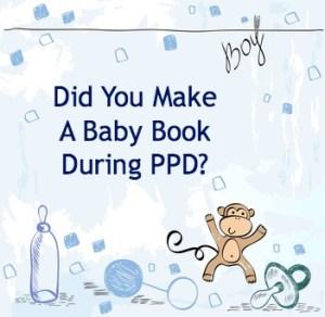 babies scrapbook