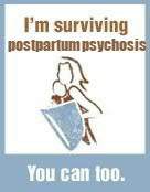 I'm Surviving Postpartum Psychosis