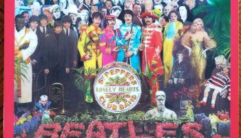 Music Monday: Sgt  Pepper's Lonely Hearts Club Band 50th