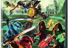 LEGO Ninjago: Shadow Of Ronin (3DS) Review | post post