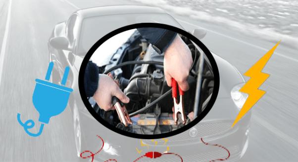 تأثير ضعف البطارية على السيارة