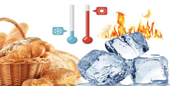 هل تجميد الخبز يؤدي الى السرطان