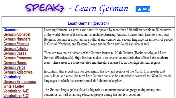 سر تعلم اللغة الالمانية