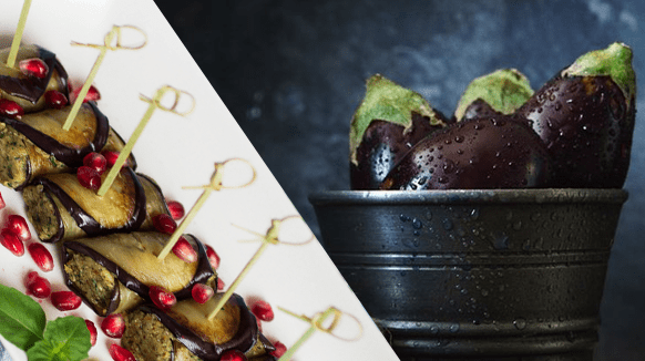 هل أكل الباذنجان يؤثر على القولون