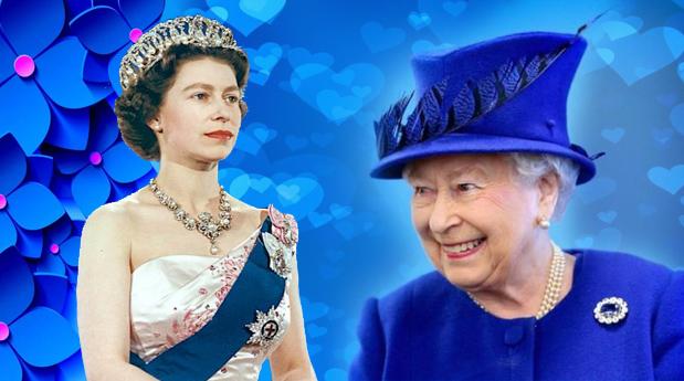 إليزابيث الثانية ملكة بريطانيا