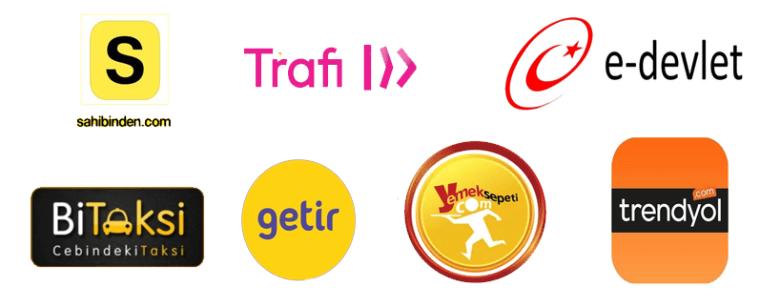أفضل وأهم التطبيقات التي يحتاجها المقيم في تركيا