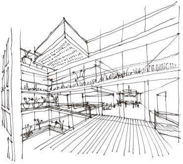 Wellside Camac Residence - Architecture BRIO