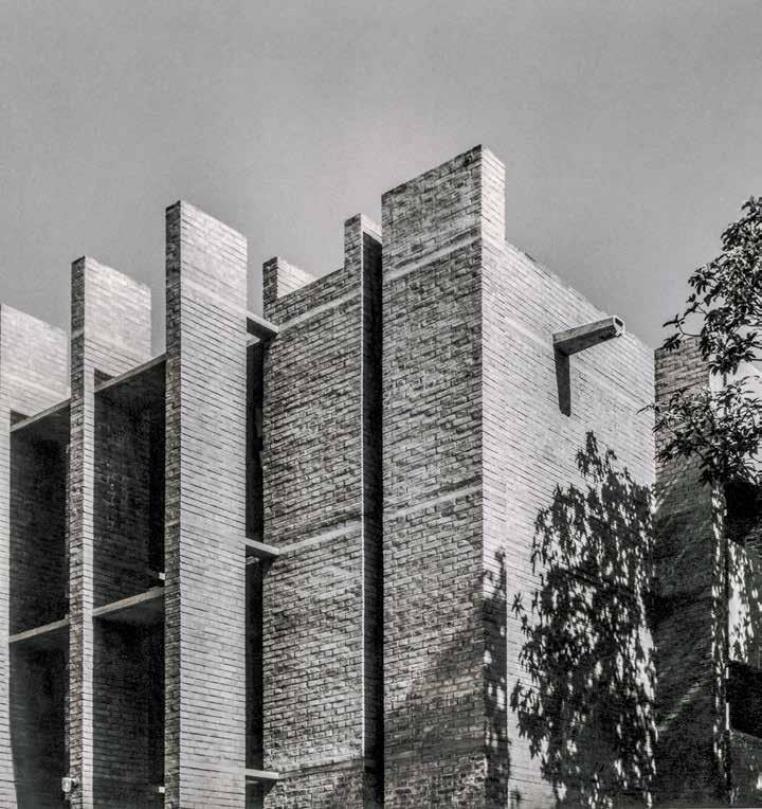 Newman Hall Ahemdabad - Hasmukh C. Patel