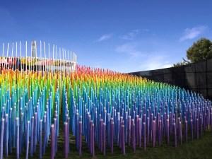 Bamboo Pavillion, Abin Design Studio