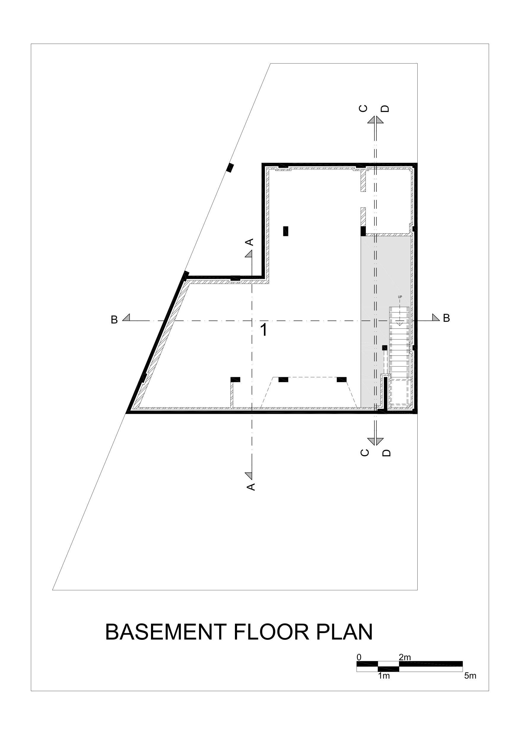 Artovert- Anagram Architects -NOIDA -Upper Ground Plan