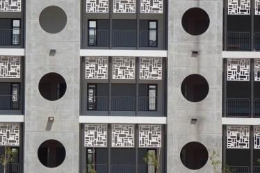BAPS Residential School at Gandhinagar by Kapadia Associates