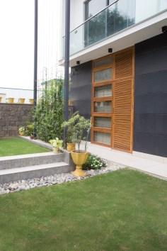 Corten Cube House - Ghaziabad-3 copy