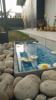 Corten Cube House - Ghaziabad -105 degrees
