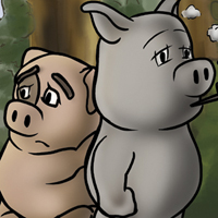 A014-three-little-pigs-ii