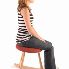 Posture Chair Sitting Best Patio Chairs Kneeling Why The Wave Stool Is Better For Knees Legs Natural Leg When On A