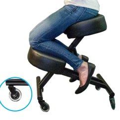 Kneeling Chair Amazon Linen Dining Covers Australia Sleekform 104 Posture Possible