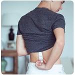 upright posture device