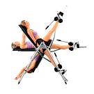 inversion table wheel