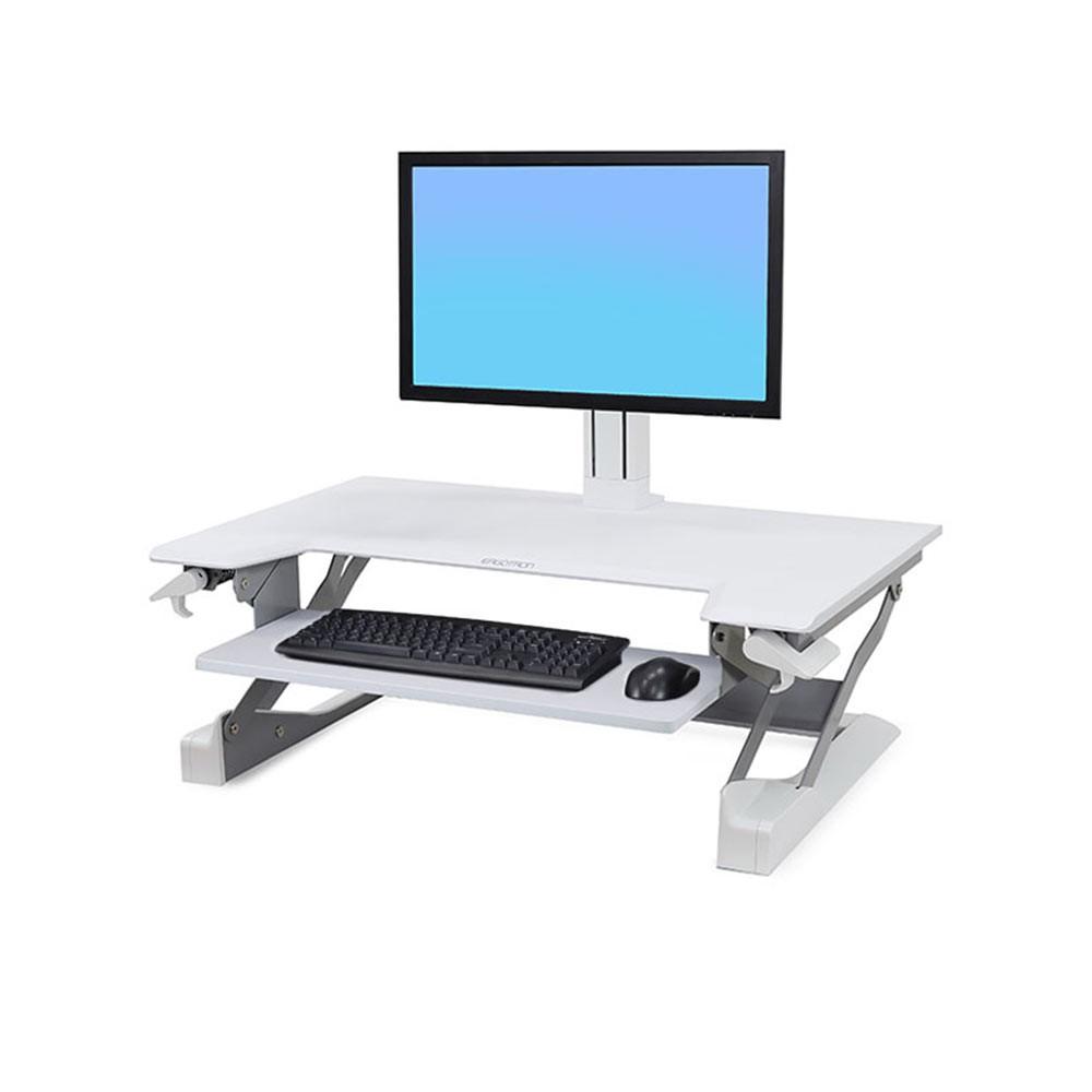 Ergotron WorkFitTL SitStand Desktop Workstation  Posturite