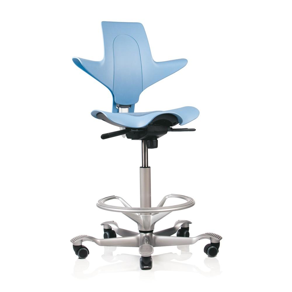 HAG Capisco Puls 8010 Ergonomic Office Chair from Posturite