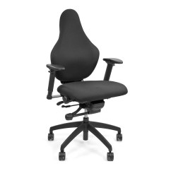Good Posture Chair Office Maccabee Chairs Website Positiv Plus Slim Back Ergonomic From Posturite