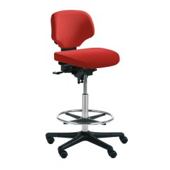 Ergonomic Chair Levers Hydraulic Salon Won T Go Down Rh Activ 200 Industrial From Posturite