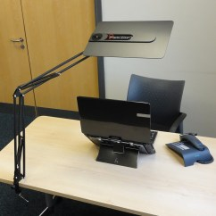 Posture Chair Uk Folding Chairs On Sale Supervisor Clamp Mount Anti-glare Screen From Posturite