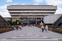 Birmingham Central Library Postwar Concrete
