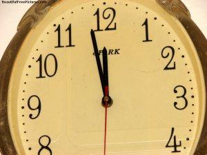 Use Time effectively — photo courtesy of beautifulfreepictures.com