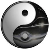 Yin-yang symbol - photo courtesy of DonkeyHotey