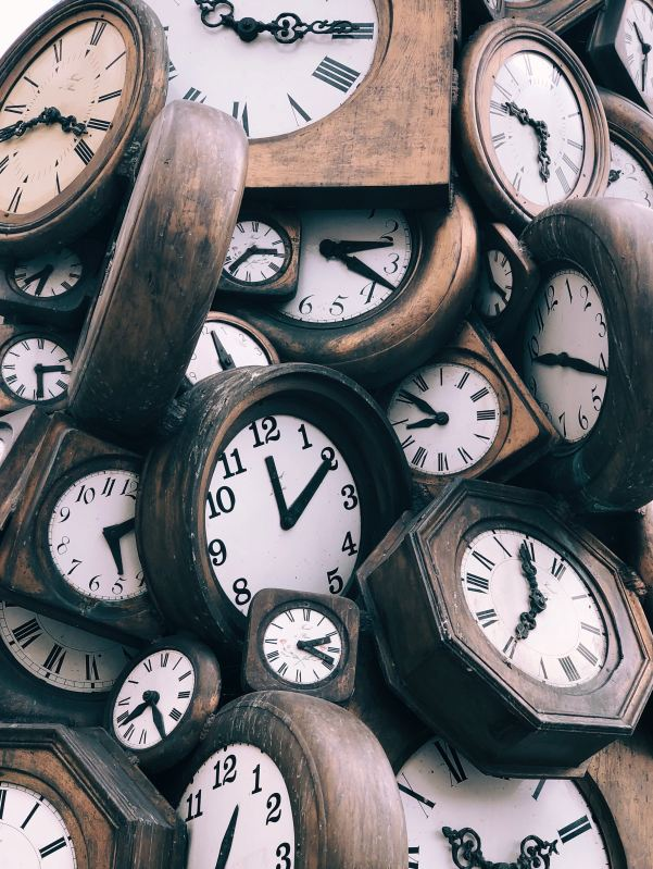 Squandering Precious Retirement Time -- photo courtesy of jon tyson on unsplash