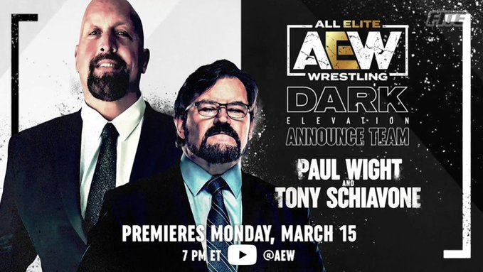 AEW Dynamite notes: Paul Wight debuts on 3/3, Elevation premiere date