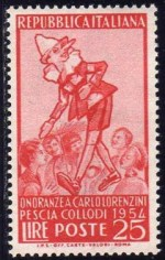 4-pinokkio-italie-1954-postzegelblog-postzegel-pinocchio