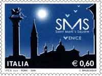 venetie-postzegel-italie
